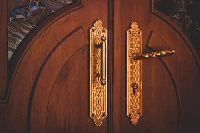 puerta resistente fuego